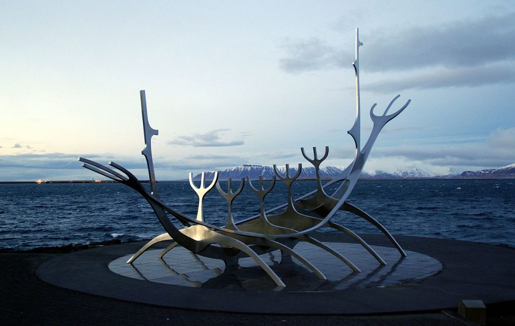 'The Sun Voyager' Image source: Wikipedia