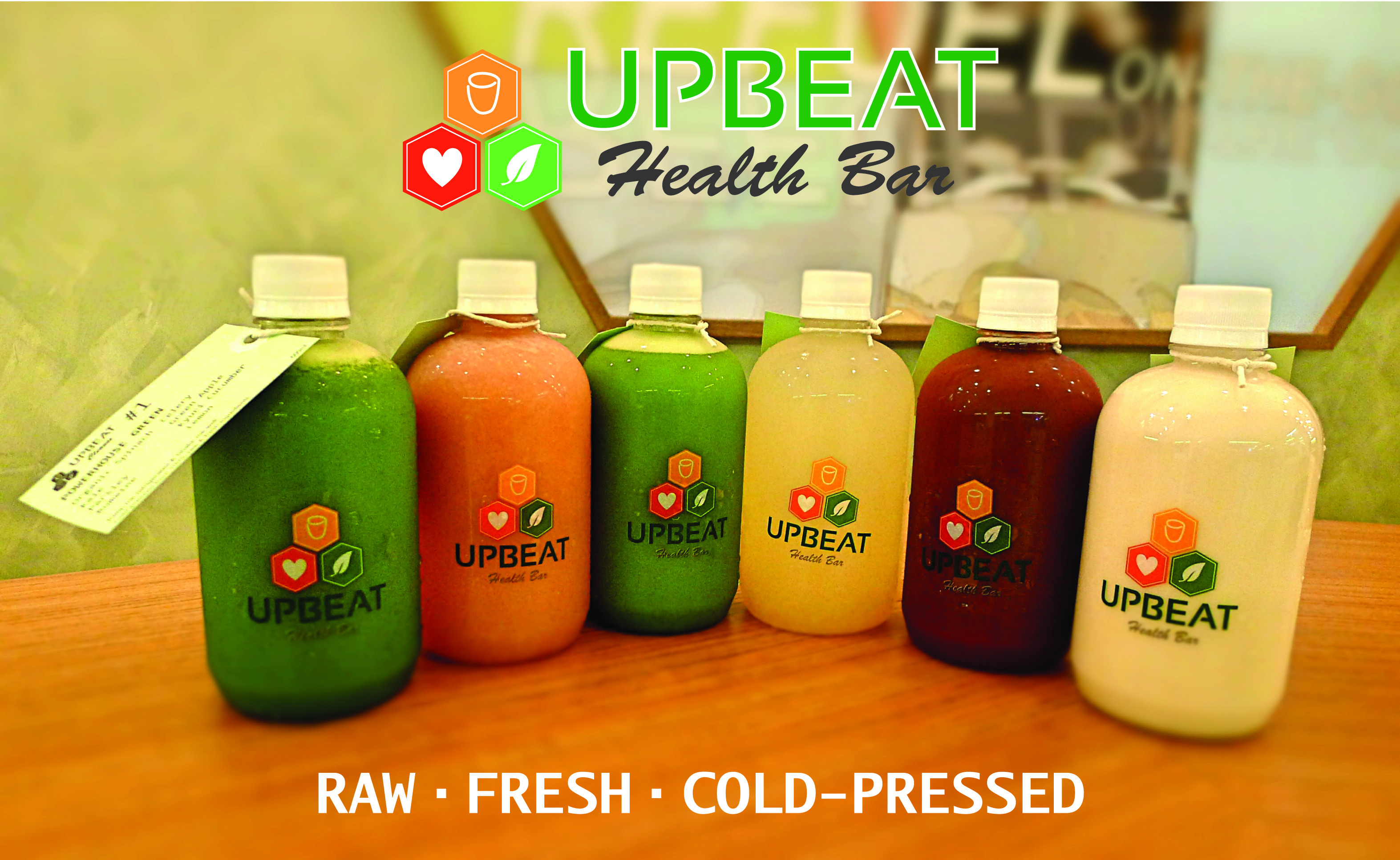 Upbeat Health Bar