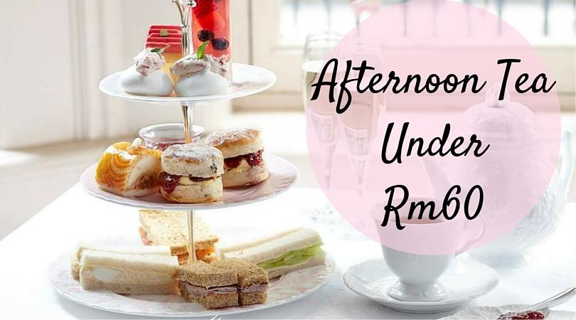 Feeling Fancy 7 Dainty Afternoon Tea Sets In KL Under RM60