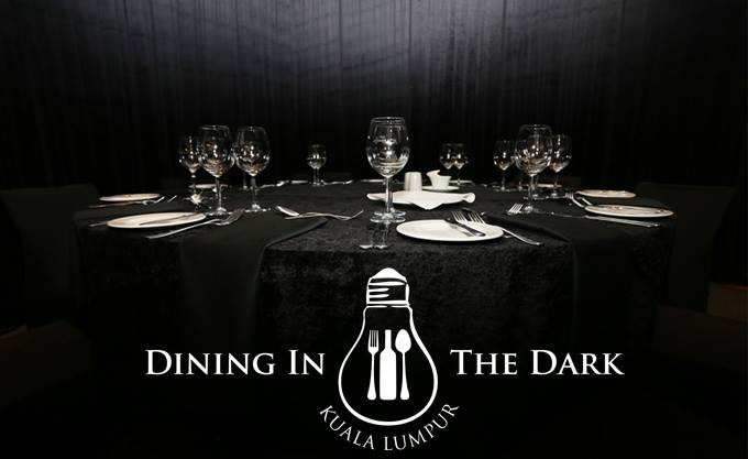 Image Credit: Dining In The Dark KL
