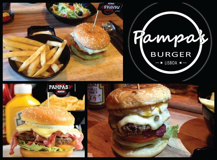 Pampas-Burger