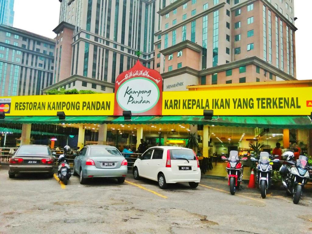 Restoran Kari Kepala Ikan Kg. Pandan.2