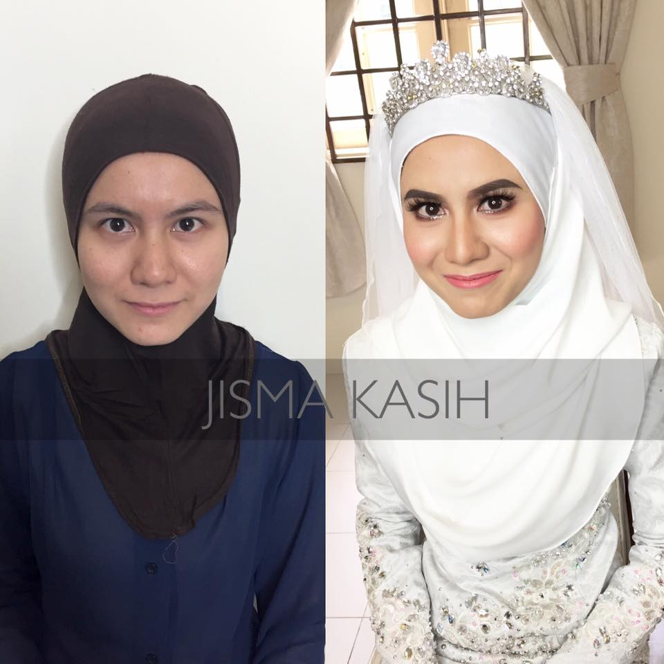 12 Amazingly Talented Malaysian Bridal Makeup Artists