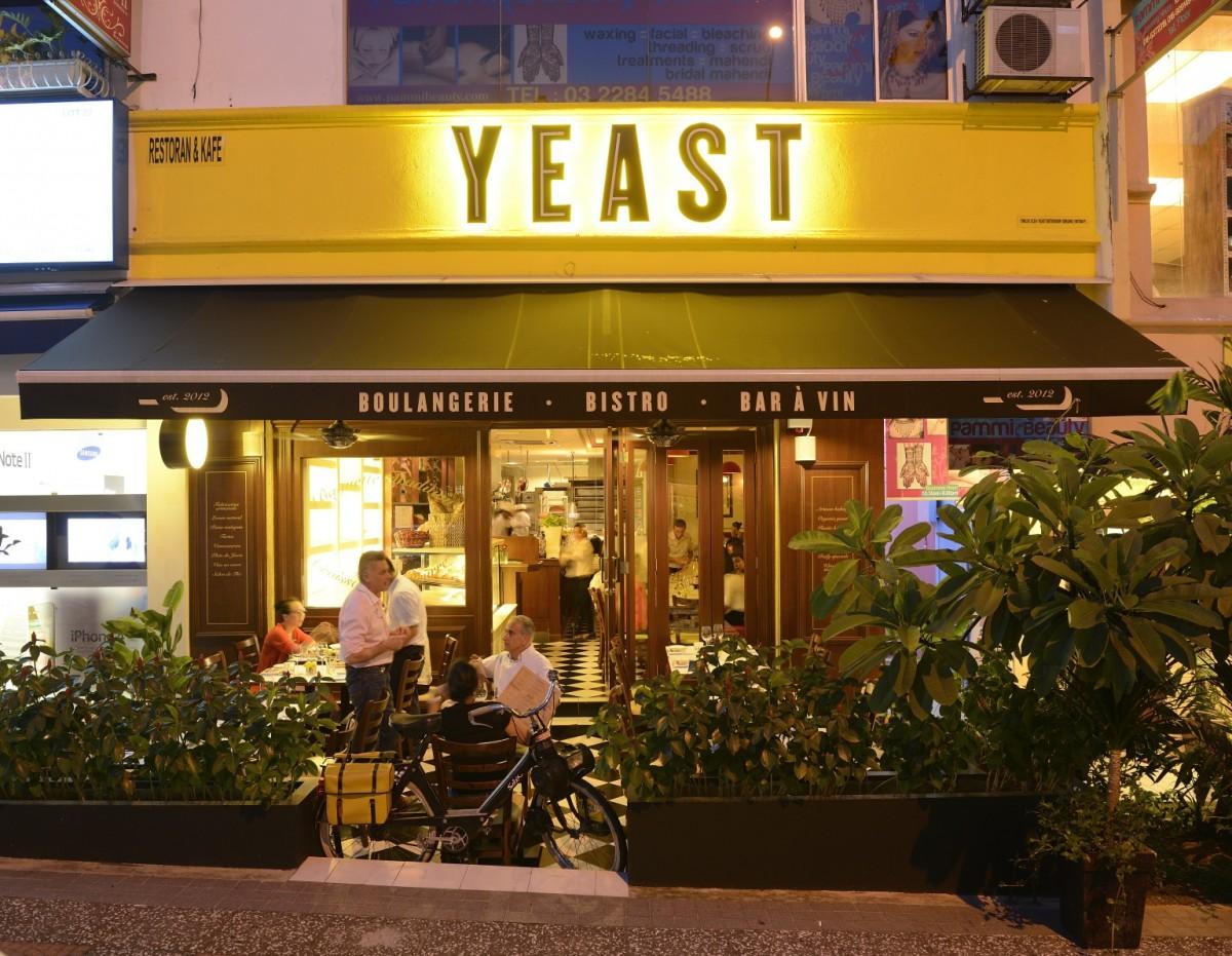Image Credit: Yeast Bistronomy