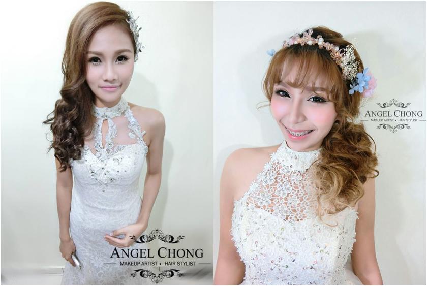 Image Credit: Angelchong Bridal Make-up Artist