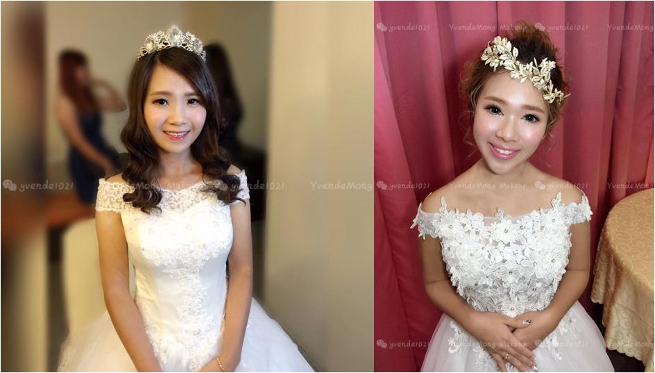 Yvende Mong Bridal Makeup & Hairdo Services