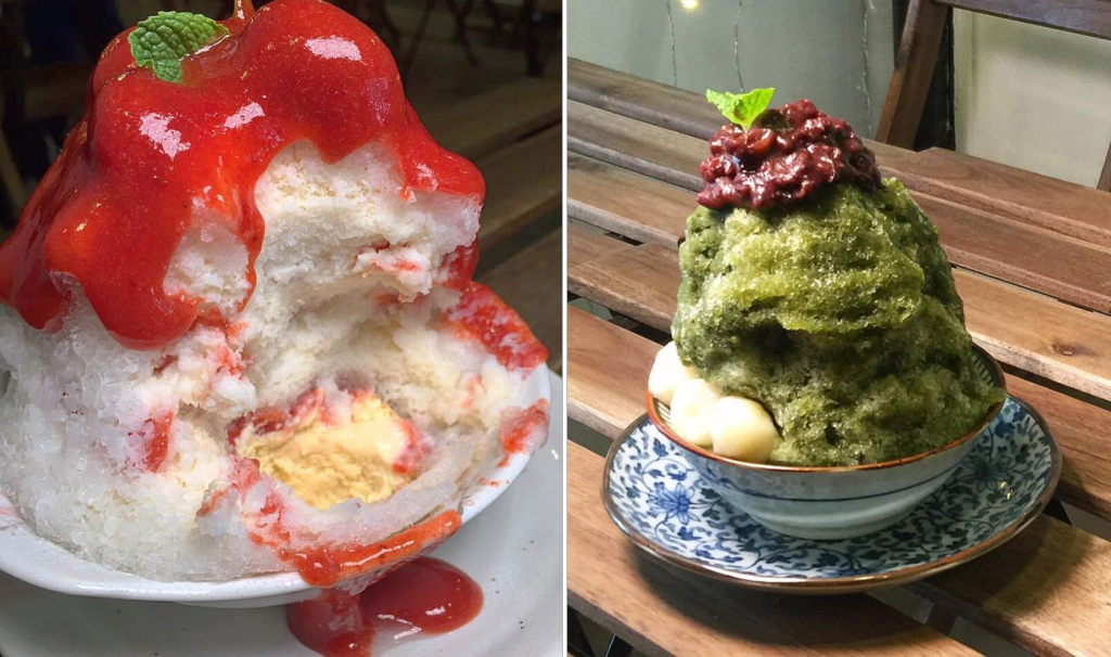 Mykori Dessert Cafe Is A Japanese Eatery In Puchong With Kakigori