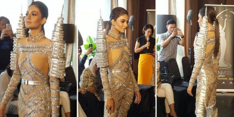 Kiran Jassal Will Wear A Twin Towers Costume At Miss