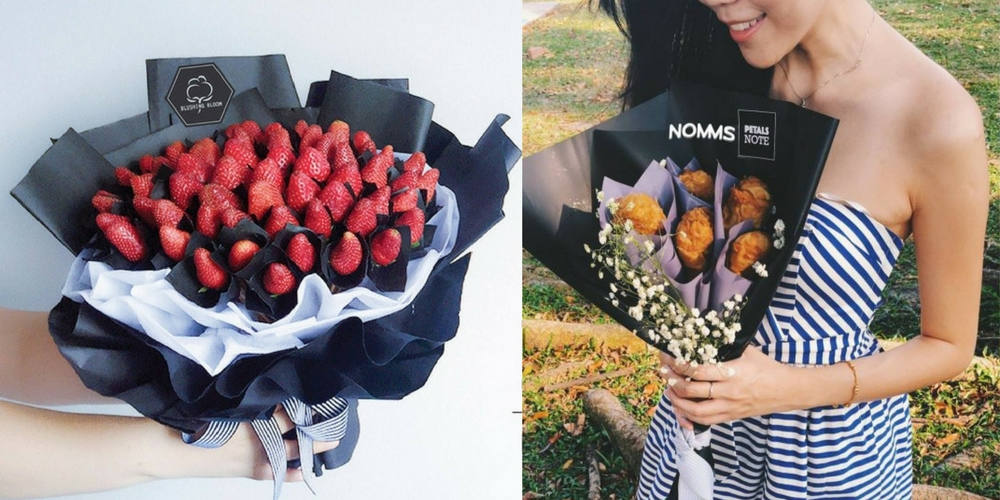 7 Places In KL With Edible Food Bouquets That You Can Actually Eat ...