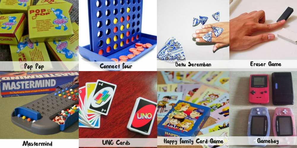 Games Every Malaysian Kid Growing Up In The 90s Has Played