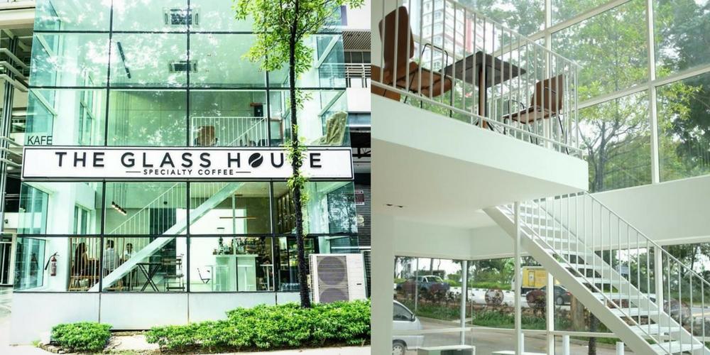 The Glasshouse Restaurant & Café, Damansara Perdana