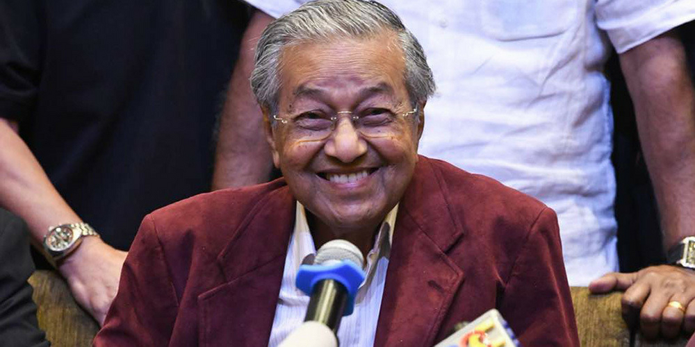 Legendary And Witty Quotes From Tun Mahathir In 2018