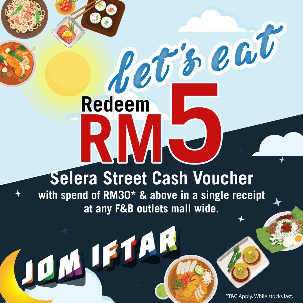 Sunway Putra Mall: Summer Sama Raya Ramadhan Deals 2018