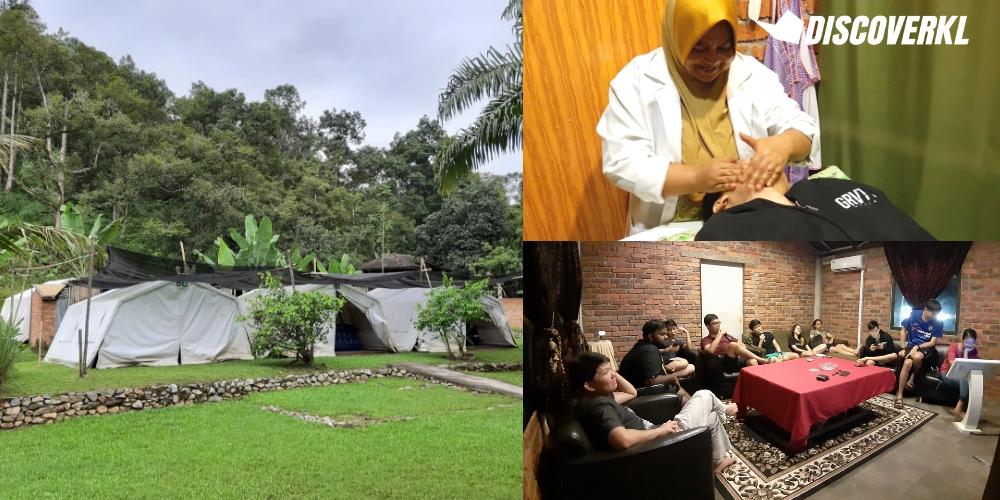 Caravan Serai Exclusive Private Villas, Bentong Pahang Review