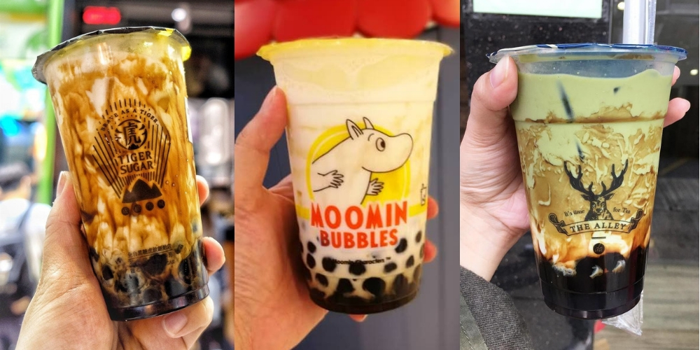 12 New Bubble Tea Brands In Klang Valley That Are Not Tealive Or