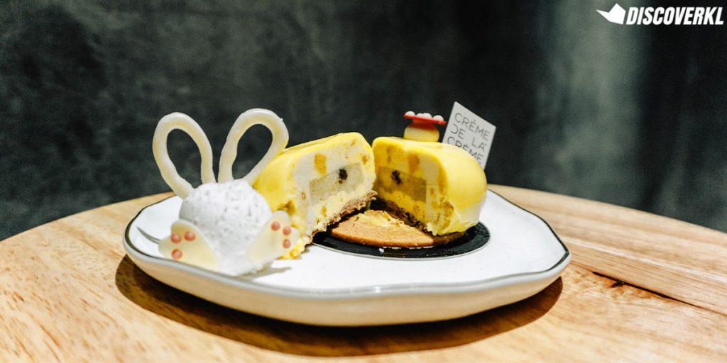 Crème De La Crème Damansara Uptown Ice Cream Review (Mac 2019)