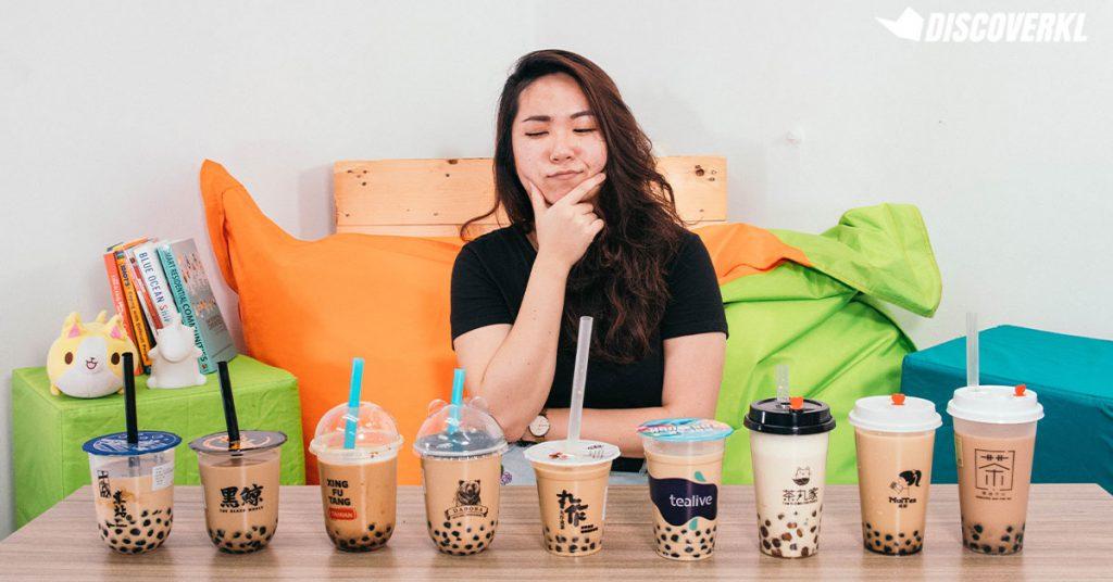 The Ultimate Ranking For Brown Sugar Pearl Milk Tea Drinks