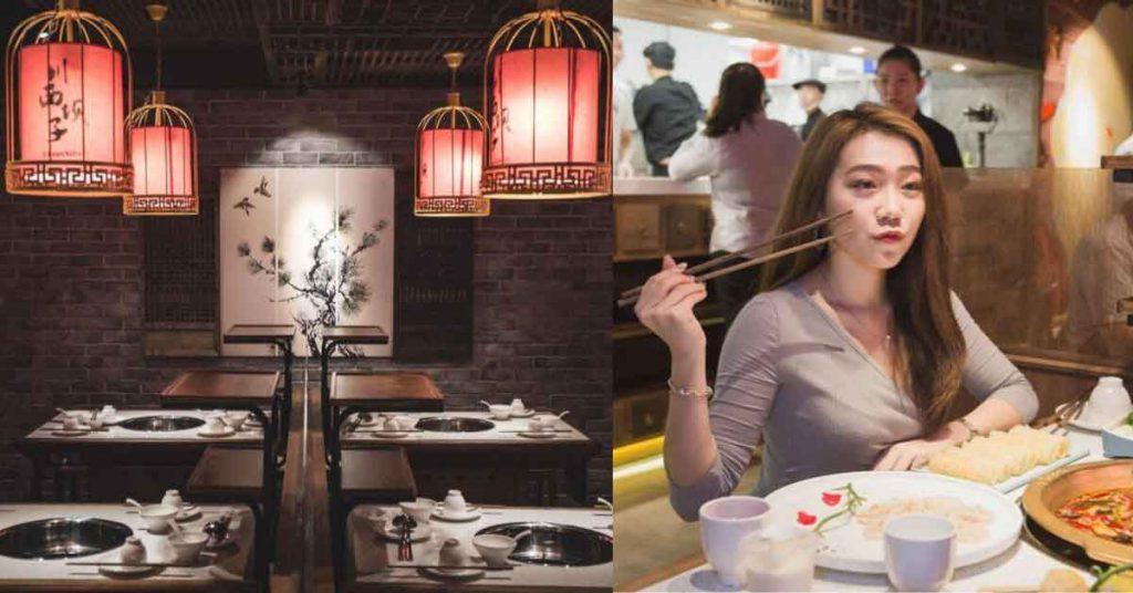 Chuanxi Bazi Chengdu China Hotpot Restaurant Opens In Kl